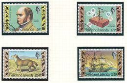 Falkland Islands, 1982 The 100th Anniversary Of The Death Of Charles Darwin, 1809-1882 - Used - AT-48 - Falkland Islands