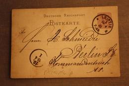 ( 2266 ) GS DR  P  12 / 02  Gelaufen    -   Erhaltung Siehe Bild - Allemagne