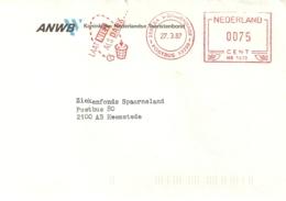 Nederland 's Gravenhage 1987 > Heemstede / Schone Stad Poubelle Trash Can - Protection De L'environnement & Climat