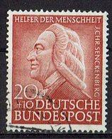 BRD 1953 // Mi. 175 O (033..658) - [7] Federal Republic