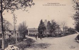 LA LONGUEVILLE 59 ( LE CALVAIRE ET LES ROUTES DE BAVAL ) - France