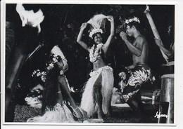 CP DOUBLE TAHITI Meilleurs Voeux - Polynésie Française