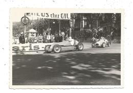 Photo Originale - Course Automobile - Voiture De Course - Perpignan ? - Cars