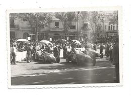 Photo Originale - Course Automobile - Voiture De Course -26-04-1947- Perpignan - Cars