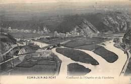 Liege Comblain Au Pont  Confluent De L'ourthe Et De L'amblève    X 5723 - Comblain-au-Pont