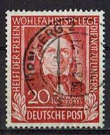 BRD 1949 // Mi. 119 O - [7] Federal Republic