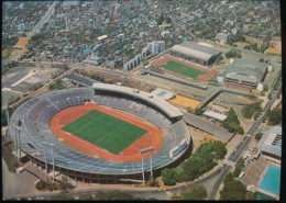 Tokyo -  National Stadium --  Signatures Delegation Francaise Gymnastique   -    1964 - Tokyo