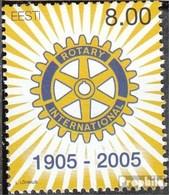 Estonie 505 (complète.Edition.) Neuf Avec Gomme Originale 2005 Rotary - Estonie