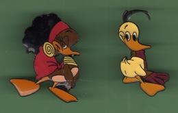 BD *** Alfred J. Kwak *** Lot De 2 Pin's Differents *** 0065 - Fumetti