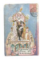 Carnaval De Nice  4 Février 1904 - Carnaval