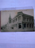 Chile  Antofagasta  Postcard Vicaria Apostólica  & Church - Chile