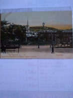 Chile Coquimbo  Postcard Church& Central Plaza - Chile