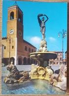 FANO - Piazza XX Settembre - Palazzo Della Ragione E Fontana  Vg - Fano