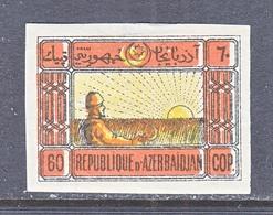 AZERBAIJAN   4    *  WHITE  PAPER - Azerbaïjan