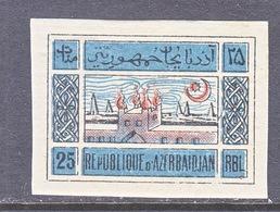 AZERBAIJAN   9    *  WHITE  PAPER - Azerbaidjan