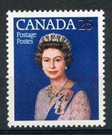 Canada, 1977, Silver Jubilee Queen Elizabeth II, MNH, Michel 648 - Non Classés