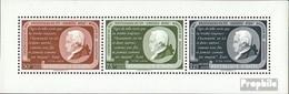 Haiti Block6A (kompl.Ausg.) Gestempelt 1956 Immanuel Kant - Haiti
