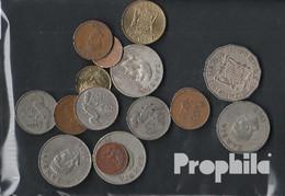 Sambia Münzen-100 Gramm Münzkiloware - Coins & Banknotes