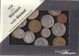 Malawi Münzen-100 Gramm Münzkiloware - Coins & Banknotes