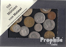 Malawi 100 Gramm Münzkiloware - Kiloware - Münzen