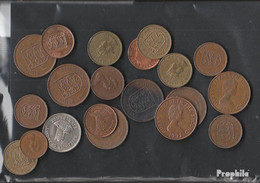 GB - Jersey 100 Gramm Münzkiloware - Kiloware - Münzen