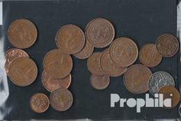 GB - Insel Man Münzen-100 Gramm Münzkiloware - Münzen & Banknoten