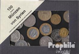Syrien 100 Gramm Münzkiloware - Monedas & Billetes
