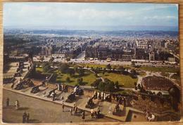 EDINBURGH - View From The Castle Ramparts  -vg - Midlothian/ Edinburgh