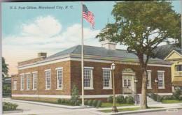 North Carolina Moorehead City Post Office 1943 Curteich