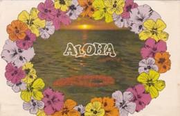 Hawaii Aloha With Lei - Honolulu