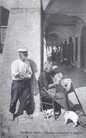 106765 ITALY PORTOFINO MARE COSTUMES FISHERMAN & WORKER POSTAL POSTCARD - Italy