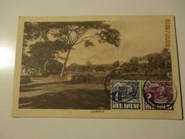 INDONESIA  LAWANG , 1936 TO ESTONIA  , O - Indonesia