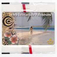PF81a - Club Télécartiste Polynésien - GEM 11 / 1B - NSB - Polynésie Française