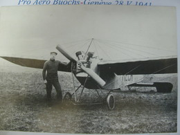 Gedenkflug - Poste Aérienne