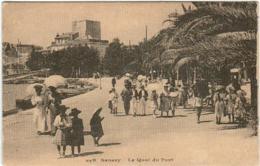 61hks  76 SANARY - LE QUAI DU PORT (COPIE) - Sanary-sur-Mer