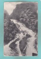 Small Post Card Of Black Pool Falls,Nuwara-Eliya,Ceylon,Sri Lanka,Q100. - Sri Lanka (Ceylon)