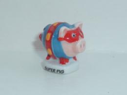 FEVE LES COCHONS DEGUISES, SUPER PIG - Animals