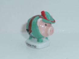 FEVE LES COCHONS DEGUISES, ROBIN PIG - Animals