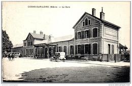 58 COSNE SUR LOIRE - La Gare - Cosne Cours Sur Loire