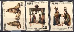 Peru Mnh ** Christmas 1972 - Peru