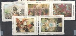 Peru Mnh ** 1970 3 Euros - Peru