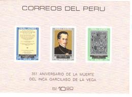 Peru Mnh ** 1969 Inkas - Peru