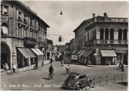 San Donà Di Piave (Venezia): Corso Silvio Trentin. Viaggiata 1959 - Venezia