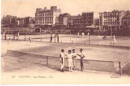 Dieppe Les Tennis - Dieppe