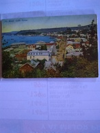 Chile Puerto Montt Calle Varas Postcard Church& Panoramic View - Chile