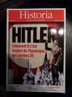 HISTORIA N°820 DE AVRIL 2015 HITLER AMERIQUE ARMENIE ROME NERON PRESSE - Histoire