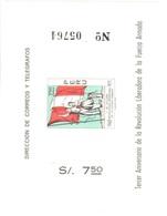 Peru Mnh ** Sheet 1971 Revolution - Peru