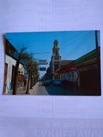 Chile  Postcard San Felipe Church - Chile