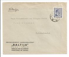 Lietuva Giruliai Prie Klaipedos-Försterei Bei Memel>Solingen - Litauen