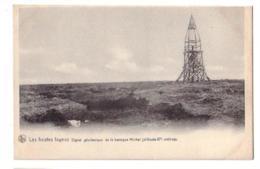 Les Hautes Fagnes - Signal Géodesique - Belgique